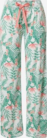 PJ Salvage Панталон пижама 'Paradise' в зелено