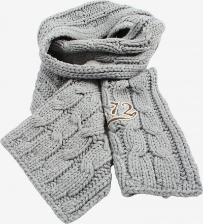 CAMPUS Scarf & Wrap in One size in Brown / Light grey / White, Item view