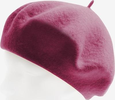 SAMAYA Baskenmütze 'BASNOS' in rot, Produktansicht
