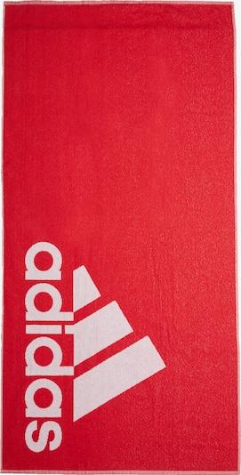 ADIDAS PERFORMANCE Handtuch ' L ' in rot, Produktansicht