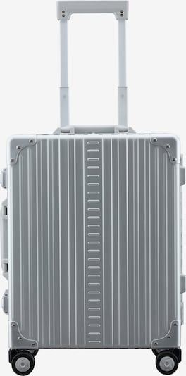 Aleon Traveler Domestic 4-Rollen Kabinentrolley 55 cm in silber, Produktansicht