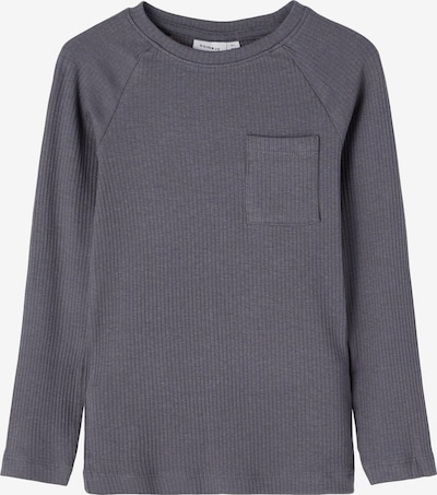 NAME IT Shirt 'Kabileon' in de kleur Donkergrijs, Productweergave