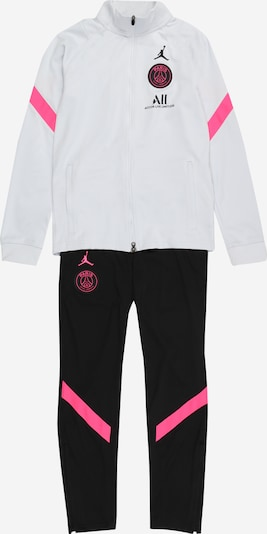 NIKE Trainingsanzug 'Paris Saint-Germain Strike' in pink / schwarz / weiß, Produktansicht
