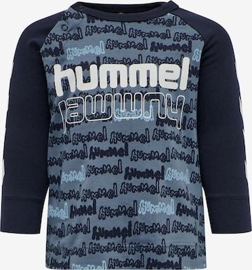 T-Shirt Hummel en bleu