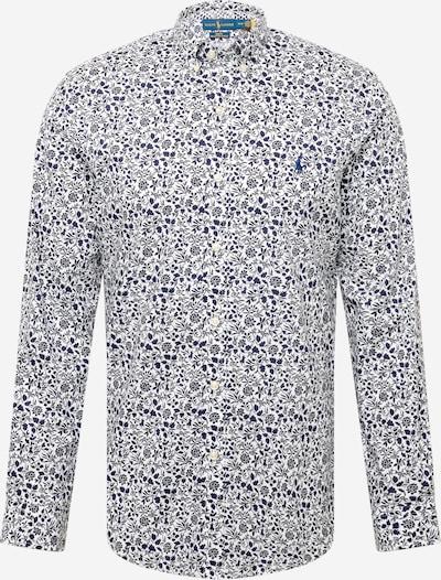 POLO RALPH LAUREN Skjorte i navy / hvid, Produktvisning