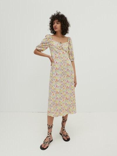 EDITED Sukienka 'Olivia' w kolorze mieszane kolorym, Podgląd na modelu(-ce)