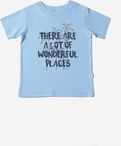 LILIPUT Niedliches T-Shirt mit 'Wonderful Places'-Print in hellblau, Produktansicht