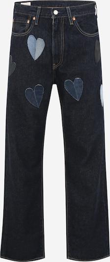LEVI'S UPCYCLING Jeans 'Kelvyn Colt Design Stay Loose' in blau, Produktansicht