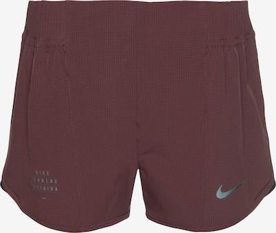 NIKE Sportbroek in de kleur Grafiet / Pastelrood / Zwart, Productweergave