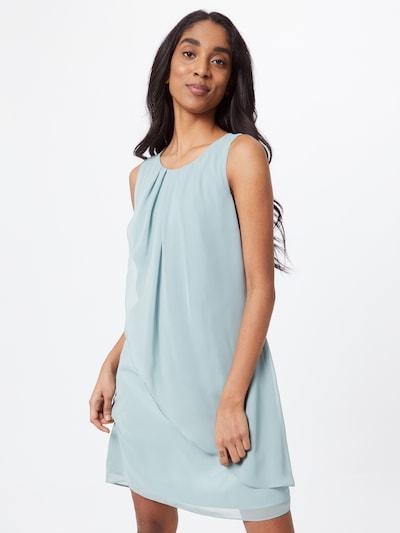 SWING Sukienka koktajlowa w kolorze pastelowy zielonym: Widok z przodu