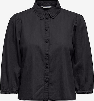 ONLY Blouse 'Stacie' in Zwart