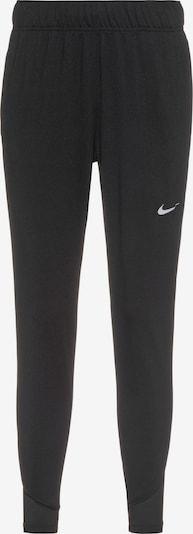 NIKE Sporthose 'ESSENTIAL' in schwarz / weiß, Produktansicht