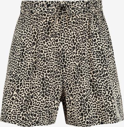 Shiwi Pantalon 'ARIZONA' en beige / noir, Vue avec produit