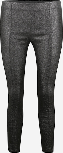 Y.A.S (Petite) Kalhoty 'Taylor' - černá / stříbrná, Produkt
