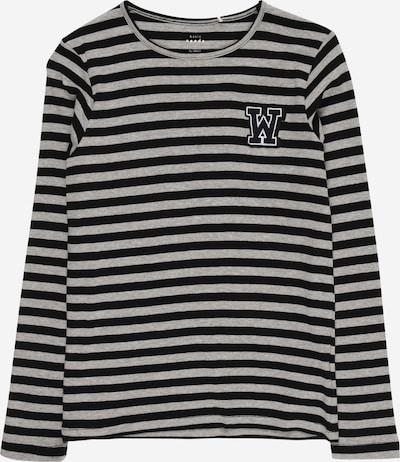 Marškinėliai iš NAME IT , spalva - margai pilka / juoda, Prekių apžvalga