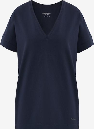 Finn Flare Basic-Shirt in blau, Produktansicht