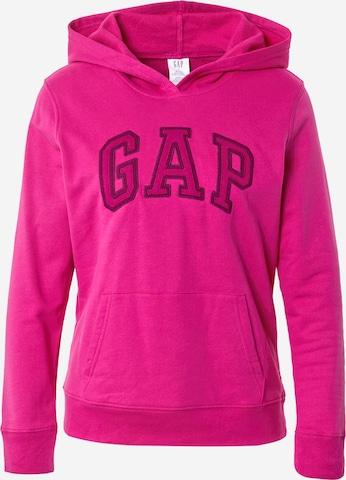 GAP Sweatshirt i rosa