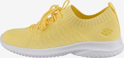 világos sárga Dockers by Gerli Rövid szárú edzőcipők, Termék nézet