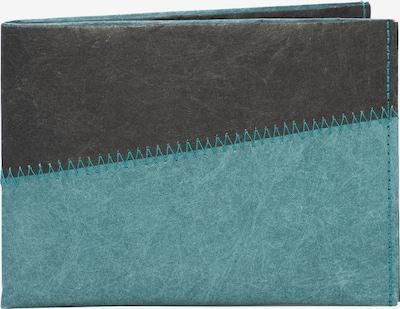 paprcuts RFID Portemonnaie in blau, Produktansicht