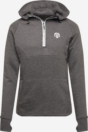 MOROTAI Športový sveter ' Neotech Zip Hoodie ' - sivá, Produkt