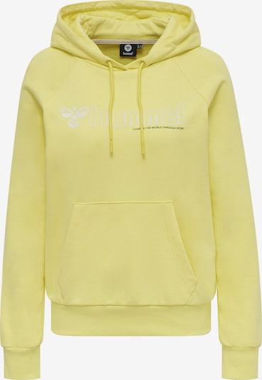 Hummel Sweatjacke in gelb, Produktansicht