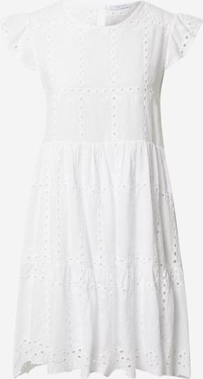 Hailys Robe 'Vani' en blanc, Vue avec produit