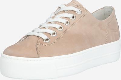 Paul Green Sneaker in camel, Produktansicht