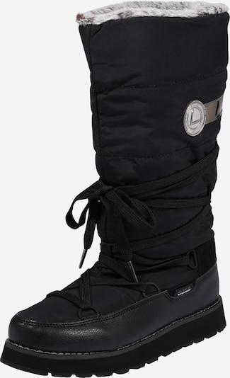 LUHTA Snowboots 'Tahtova' in schwarz, Produktansicht