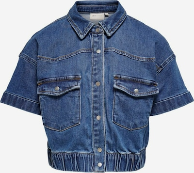 KIDS ONLY Hemd in blue denim, Produktansicht