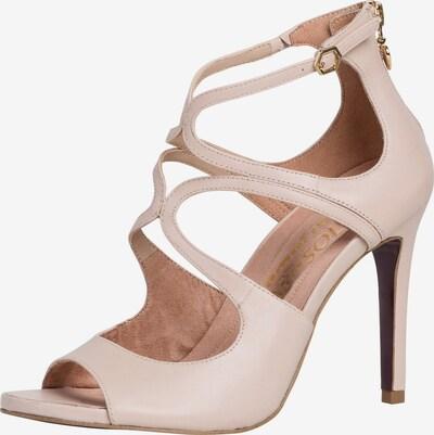 TAMARIS Sandaal in de kleur Nude, Productweergave