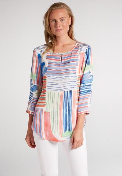 ETERNA Tuniek 'Modern Classic' in de kleur Gemengde kleuren / Wit, Modelweergave