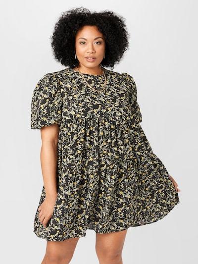 Rochie Missguided Plus pe mai multe culori / negru, Vizualizare model
