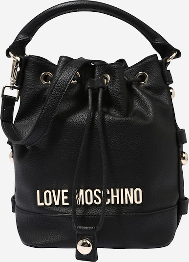 Love Moschino Pouch in black, Item view
