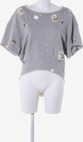 Met Sweatshirt in XS in Grau