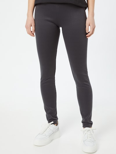 VILA Leggings in schlammfarben, Modelansicht