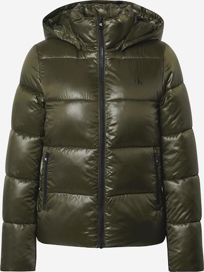 Calvin Klein Jeans Jacke in khaki, Produktansicht