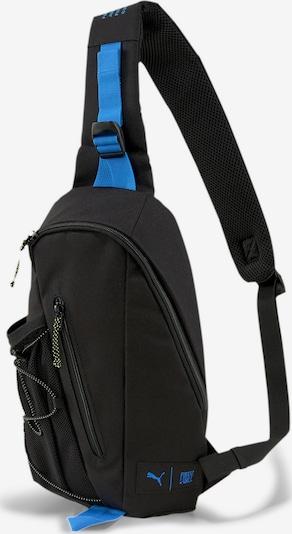PUMA Schoudertas in de kleur Hemelsblauw / Zwart, Productweergave