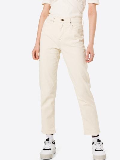 Lee Jeans 'Carol' in de kleur Natuurwit, Modelweergave