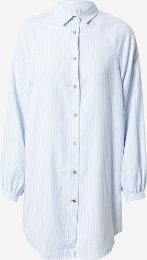 Cotton On Body Chemise de nuit en bleu / blanc, Vue avec produit