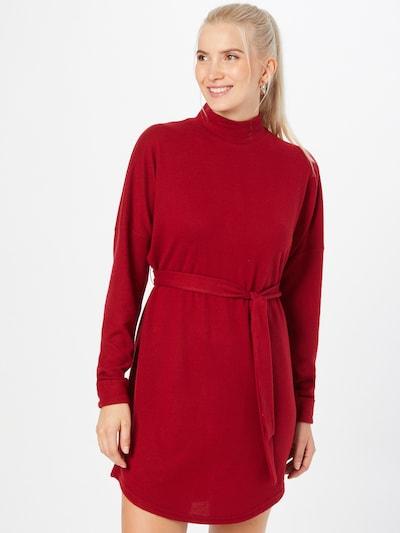 Noisy may Jurk 'City Ava' in de kleur Rood, Modelweergave