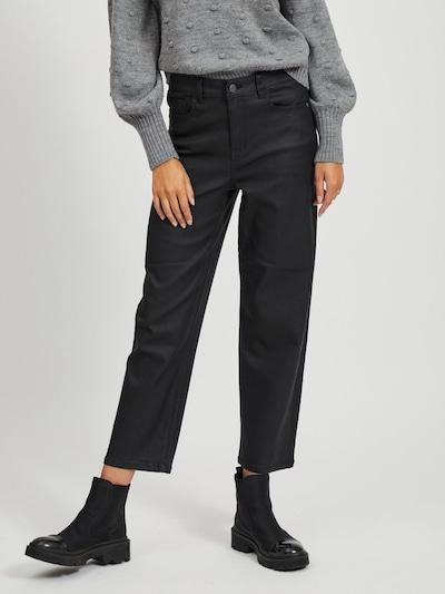 OBJECT Jeans 'Belle' in schwarz, Modelansicht