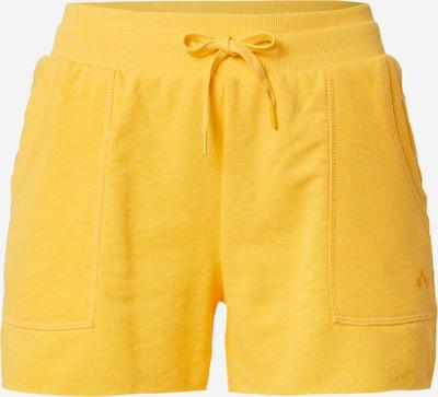 Sportinės kelnės 'MIKA' iš ONLY PLAY, spalva – geltona, Prekių apžvalga