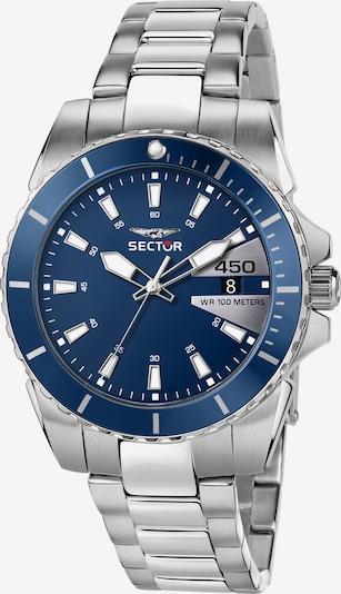 SECTOR Analoog horloge in de kleur Zilver, Productweergave
