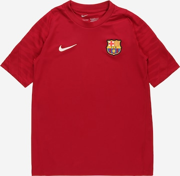 NIKE Funktionstopp 'FC Barcelona' i röd