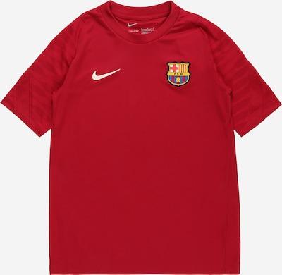 NIKE Sportshirt 'FC Barcelona' in karminrot, Produktansicht