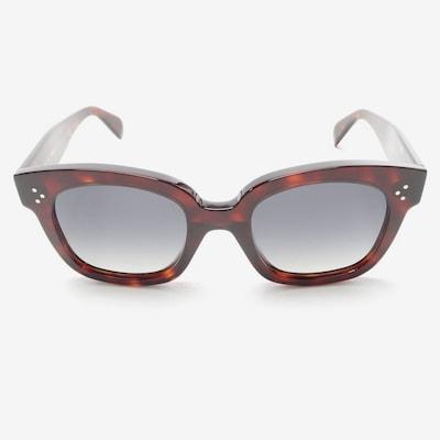 Céline Sonnenbrille in One Size in braun, Produktansicht