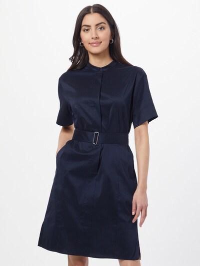 BOSS Casual Kleid 'Dashila' in dunkelblau, Modelansicht