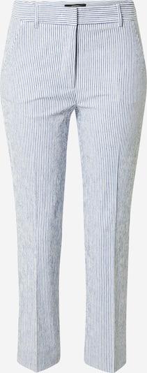 """""""Chino"""" stiliaus kelnės 'CANASTA' iš Weekend Max Mara , spalva - mėlyna dūmų spalva / balta, Prekių apžvalga"""
