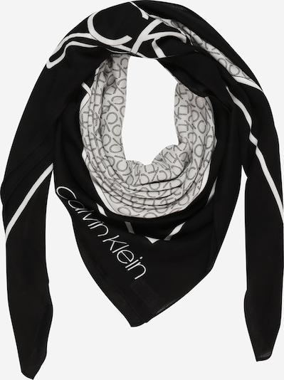 Calvin Klein Látkové rúško - čierna / biela, Produkt
