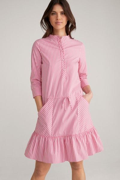JOOP! Kleid in pink / weiß, Modelansicht